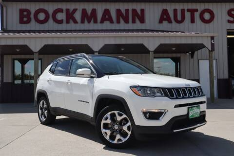 2018 Jeep Compass for sale at Bockmann Auto Sales in St. Paul NE
