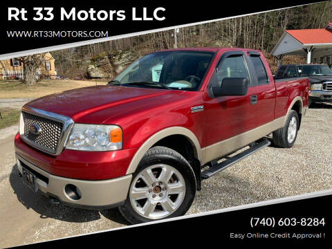 2007 Ford F-150 for sale at Rt 33 Motors LLC in Rockbridge OH