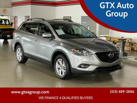 2014 Mazda CX-9 for sale at UNCARRO in West Chester OH