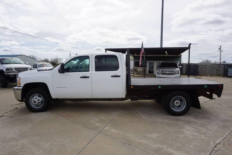 2014 Chevrolet Silverado 3500HD for sale at Ratts Auto Sales in Collinsville OK
