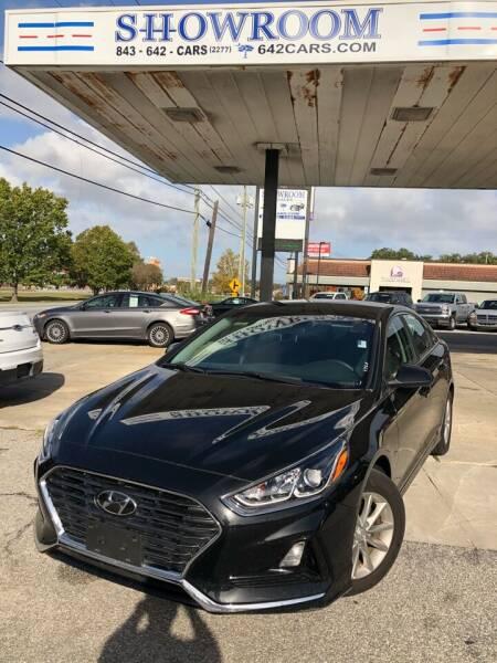 2019 Hyundai Sonata for sale at Showroom Auto Sales of Charleston in Charleston SC