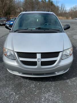 2002 Dodge Grand Caravan for sale at walts auto in Cherryville PA