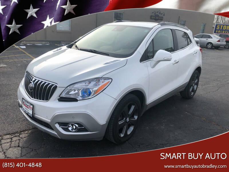 2014 Buick Encore for sale at Smart Buy Auto in Bradley IL