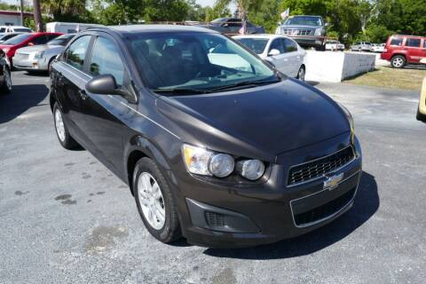 2013 Chevrolet Sonic for sale at J Linn Motors in Clearwater FL