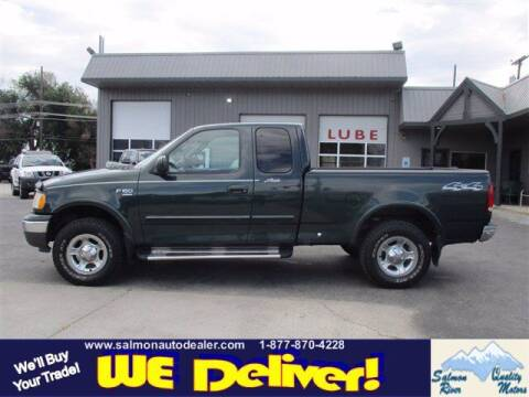 2003 Ford F-150 for sale at QUALITY MOTORS in Salmon ID