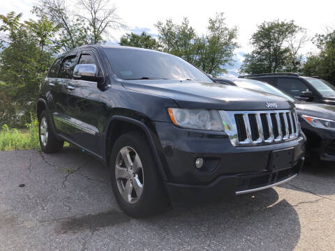 2012 Jeep Grand Cherokee for sale at Top Line Import of Methuen in Methuen MA