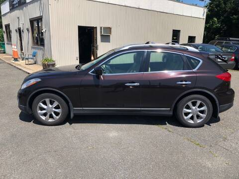 2008 Infiniti EX35 for sale at New Look Auto Sales Inc in Indian Orchard MA