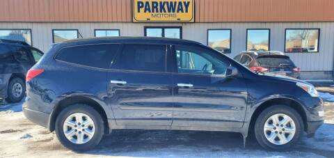 2011 Chevrolet Traverse for sale at Parkway Motors in Springfield IL
