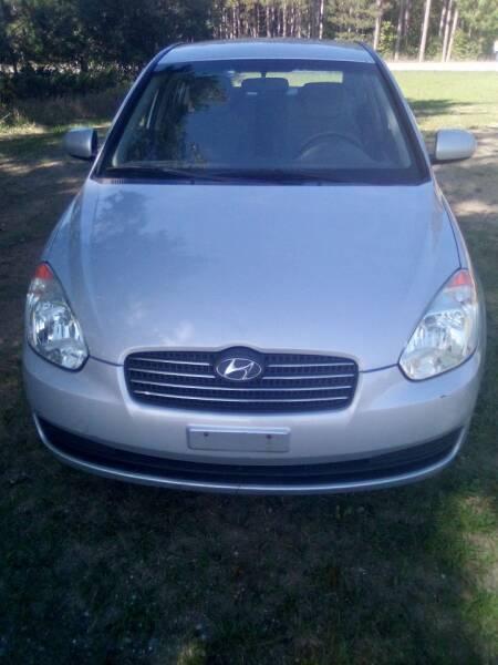 2011 Hyundai Accent for sale at Clark Automotive in Lake Ann MI