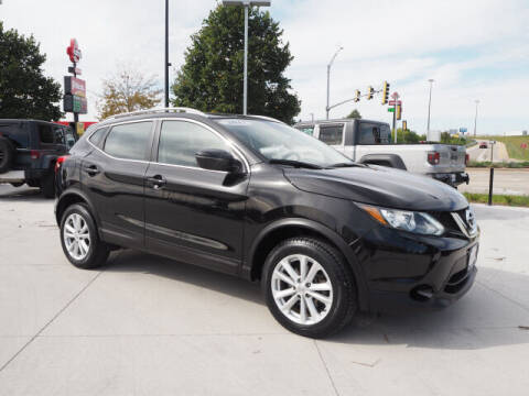 2017 Nissan Rogue Sport for sale at SIMOTES MOTORS in Minooka IL
