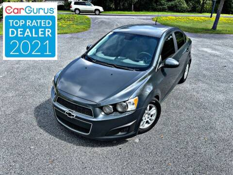 2012 Chevrolet Sonic for sale at Brothers Auto Sales of Conway in Conway SC