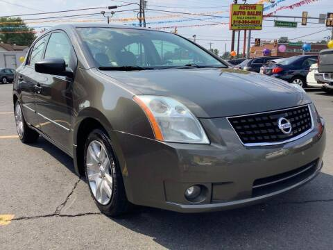 2008 Nissan Sentra for sale at Active Auto Sales in Hatboro PA