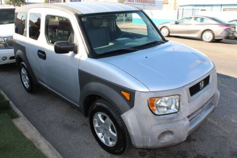 2003 Honda Element for sale at Good Vibes Auto Sales in North Hollywood CA