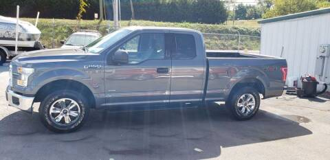 2015 Ford F-150 for sale at Green Tree Motors in Elizabethton TN