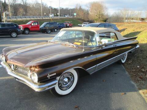1960 Buick Electra for sale at Percy Bailey Auto Sales Inc in Gardiner ME