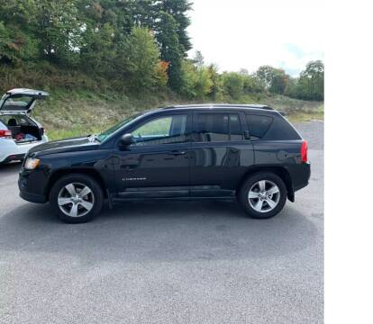 2011 Jeep Compass for sale at GLOVECARS.COM LLC in Johnstown NY
