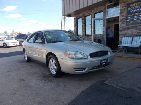 2004 Ford Taurus for sale at Preferred Motor Cars of New Jersey in Keyport NJ