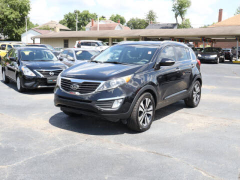 2011 Kia Sportage for sale at Tom Roush Budget Westfield in Westfield IN