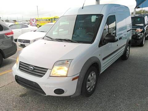 2013 Ford Transit Connect for sale at KAYALAR MOTORS in Houston TX
