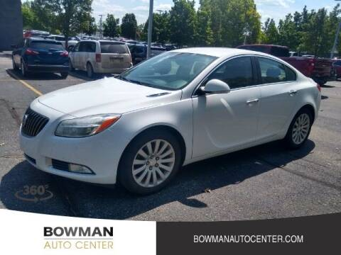 2012 Buick Regal for sale at Bowman Auto Center in Clarkston MI