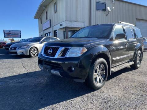 2008 Nissan Pathfinder for sale at Premium Auto Collection in Chesapeake VA