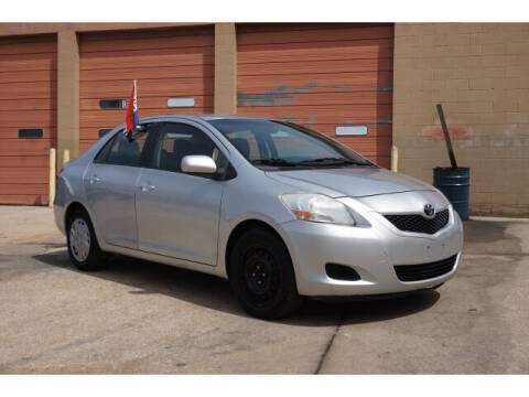 2012 Toyota Yaris for sale at Sand Springs Auto Source in Sand Springs OK