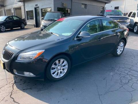 2012 Buick Regal for sale at AFFORDABLE AUTO, LLC in Green Bay WI