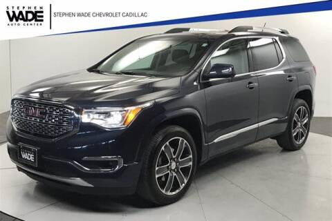 2018 GMC Acadia for sale at Stephen Wade Pre-Owned Supercenter in Saint George UT