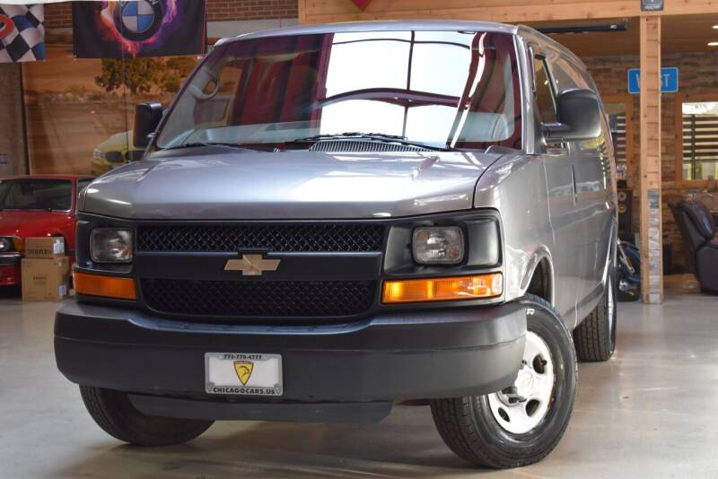 2011 Chevrolet Express Cargo for sale at Chicago Cars US in Summit IL