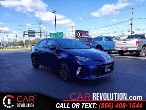 2017 Toyota Corolla for sale at Car Revolution in Maple Shade NJ