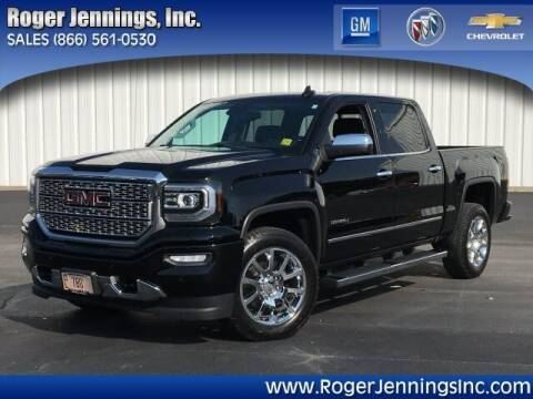 2017 GMC Sierra 1500 for sale at ROGER JENNINGS INC in Hillsboro IL