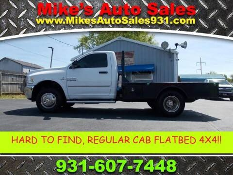 2017 RAM Ram Chassis 3500 for sale at Mike's Auto Sales in Shelbyville TN