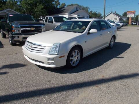 2006 Cadillac STS for sale at Jenison Auto Sales in Jenison MI