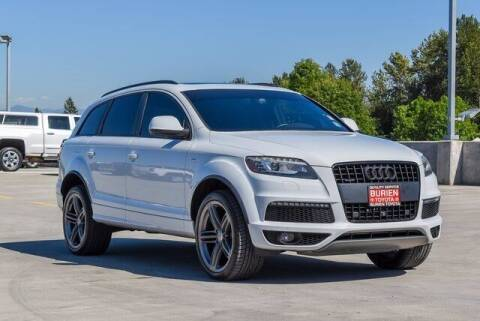 2015 Audi Q7 for sale at Chevrolet Buick GMC of Puyallup in Puyallup WA
