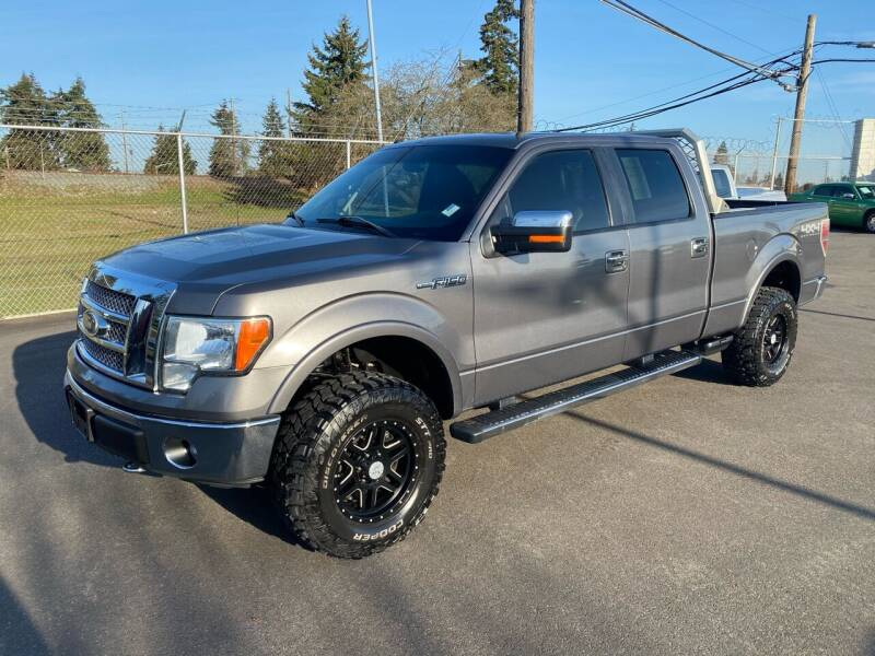 2011 Ford F-150 for sale at Vista Auto Sales in Lakewood WA