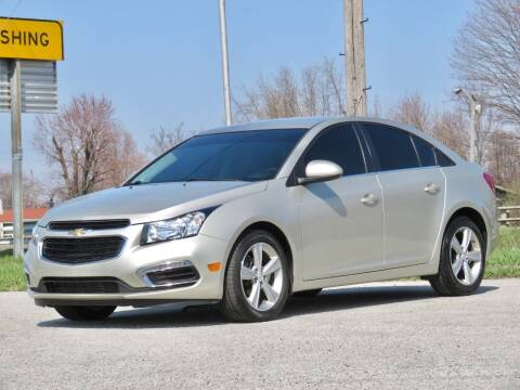 2016 Chevrolet Cruze Limited for sale at Tonys Pre Owned Auto Sales in Kokomo IN