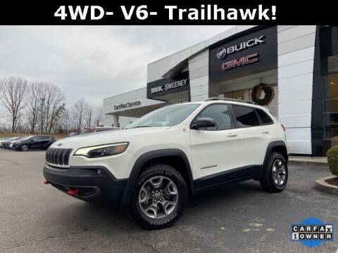 2019 Jeep Cherokee for sale at Mark Sweeney Buick GMC in Cincinnati OH