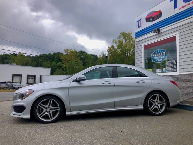 2014 Mercedes-Benz CLA for sale at Top Line Import of Methuen in Methuen MA