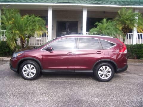 2013 Honda CR-V for sale at Thomas Auto Mart Inc in Dade City FL