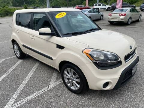 2013 Kia Soul for sale at Car City Automotive in Louisa KY