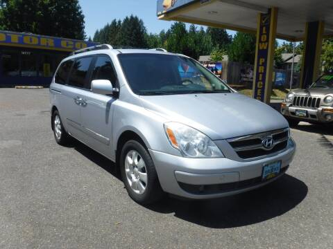 2007 Hyundai Entourage for sale at Brooks Motor Company, Inc in Milwaukie OR