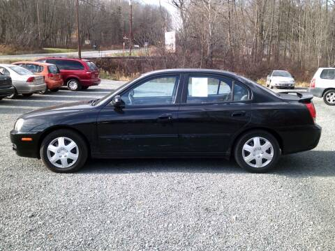 2005 Hyundai Elantra for sale at On The Road Again Auto Sales in Lake Ariel PA