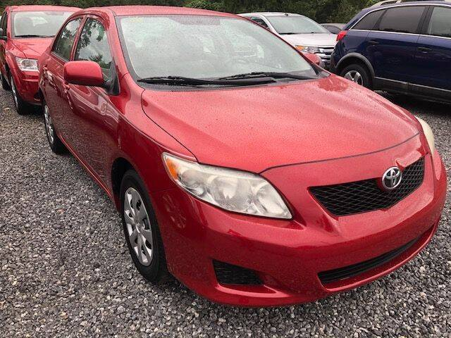 2009 Toyota Corolla for sale at IDEAL IMPORTS WEST in Rock Hill SC