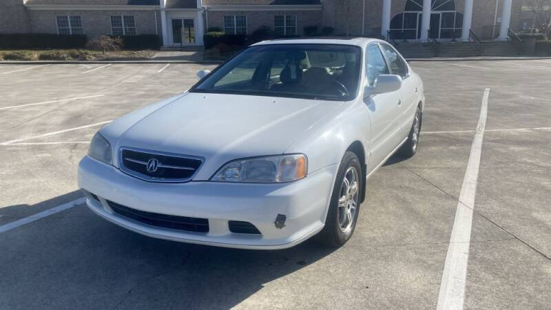 2001 Acura TL for sale at 411 Trucks & Auto Sales Inc. in Maryville TN