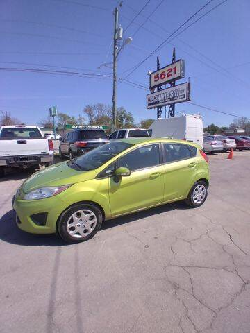 2013 Ford Fiesta for sale in Indianapolis, IN
