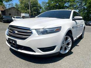 2013 Ford Taurus for sale at Rockland Automall - Rockland Motors in West Nyack NY