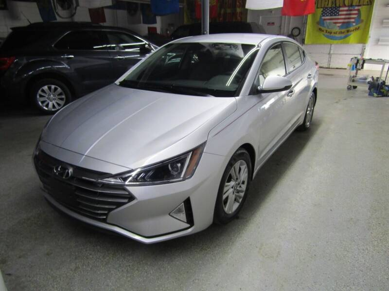 2020 Hyundai Elantra for sale at X Way Auto Sales Inc in Gary IN