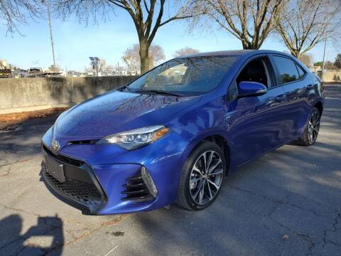 2018 Toyota Corolla for sale at Matador Motors in Sacramento CA