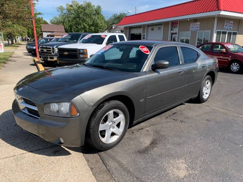2010 Dodge Charger for sale at THE PATRIOT AUTO GROUP LLC in Elkhart IN