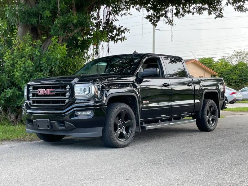 2017 GMC Sierra 1500 for sale at Auto Direct of South Broward in Miramar FL